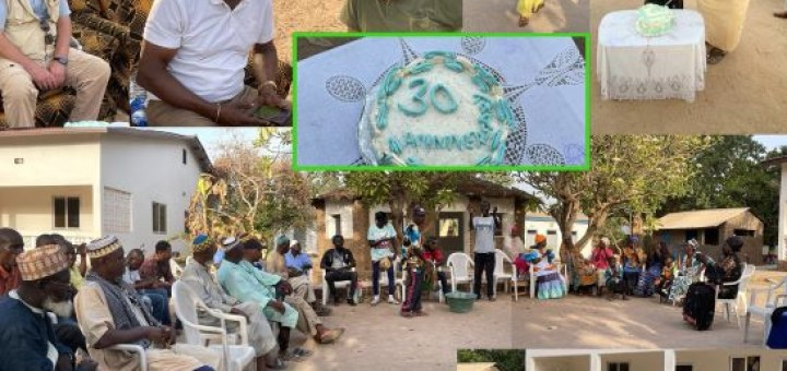 Staff-party-30th-anniversary-at-Jahaly-Health Centre